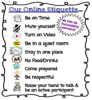 Remote Learning Class Expectations
