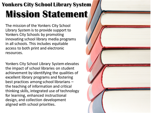 library mission
