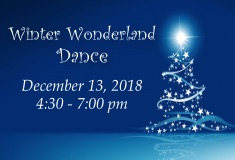 Winter Wonderland Dance