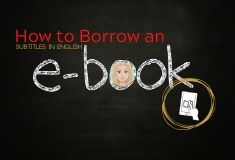 Thumbnail of How to Borrow an eBook