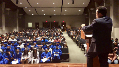 MLKA's 8th Grade Graduation Ceremony