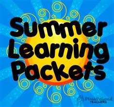 2017 Summer Learning Packets