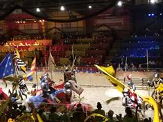 6th Grade Takes a Trip to Medieval Times