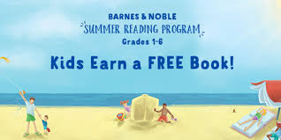 Earn a Free Book at Barnes & Noble