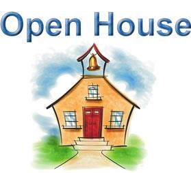 Open House was September 26th