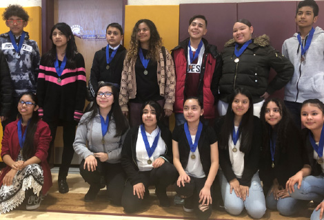 Fermi Team Headed to Statewide History Competition