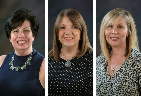 Ms. Llenin, Ms. Rosello, and Ms. Vitulli Honored as Teachers of the Year