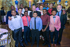 Yonkers MBK Gala Raises Double Its Goal to Support Yonkers' Youth