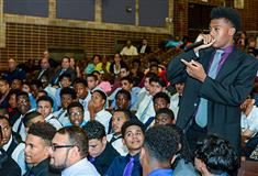 Yonkers MBK Celebrates Year One