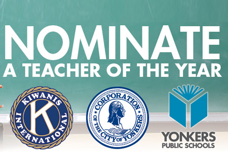 Call for Nominations: Teachers of the Year