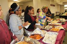 Thanksgiving Feast 2017 Photos