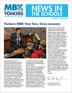 Yonkers MBK Newsletter June 2018