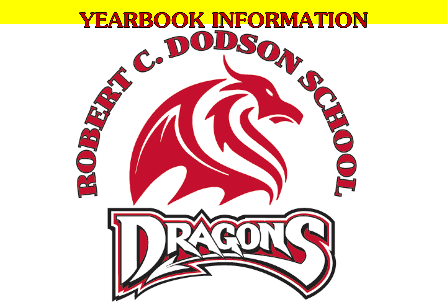 Dodson Yearbook Information