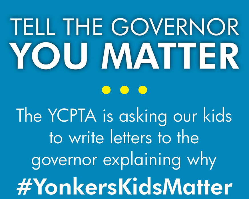 Tell Governor Cuomo You Matter!