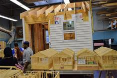 Saunders HS - Carpentry Show
