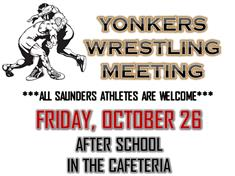 Yonkers Wrestling Meeting