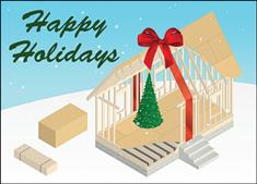 Saunders Carpentry - Holiday Project Video