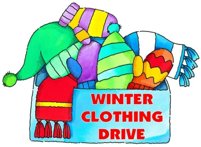 2019 Winter Clothing Drive