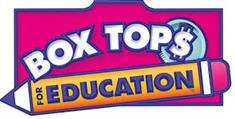 Box Tops for Education Fundraiser
