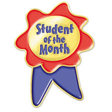 Student of the Month for October 2017