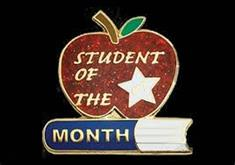 Student of the Month for September 2017
