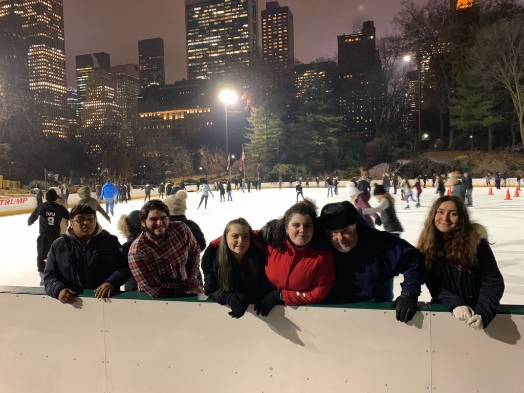 YMA Ice Skating Trip 2018-2019