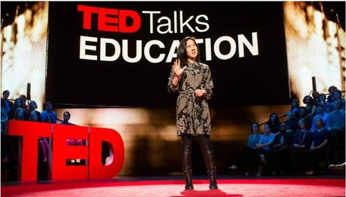 """Angela Lee Duckworth, """"Grit: The Power of Passion and Perseverance"""""""