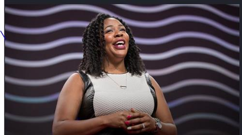 """Jedidah Isler, """"The Untapped Genius That Could Change Science for the Better"""""""