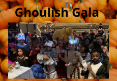 Middle School Ghoulish Gala 2019