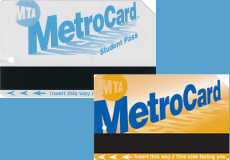 Student Metro Cards on sale now