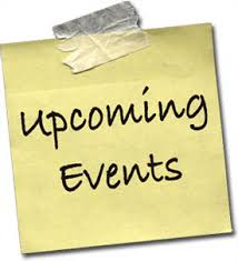 Upcoming Events and Trips