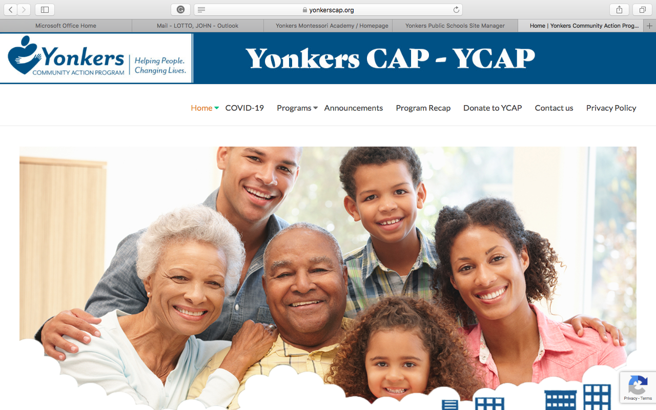 Yonkers Community Action Program