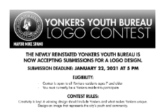 Yonkers Youth Bureau Logo Contest