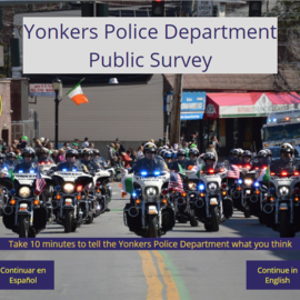 Yonkers Police Survey
