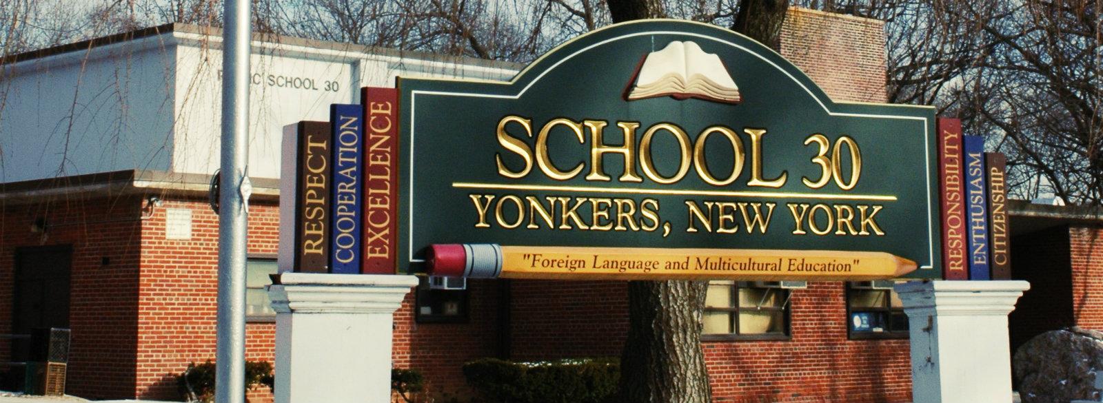 School 30 Homepage