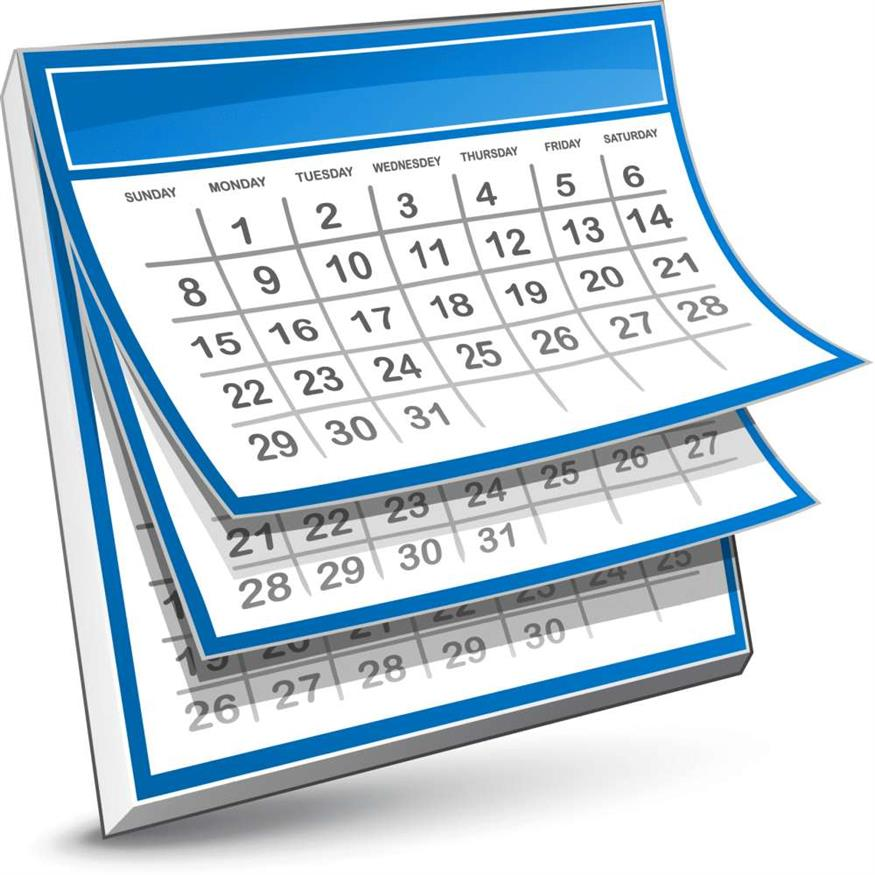 Click for links to our October Calendar