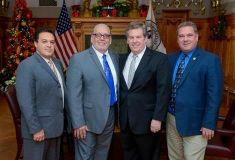Mayor Spano Appoints Mr. Cacace to Board of Education