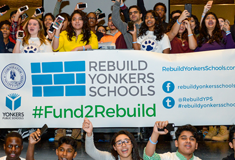 City & District Unveil Next Step in Rebuild Yonkers Schools Advocacy