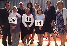 Asiya Abbas is the City's 5th Grade Spelling Champ